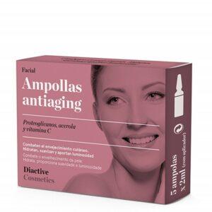 Ampollas antiaging