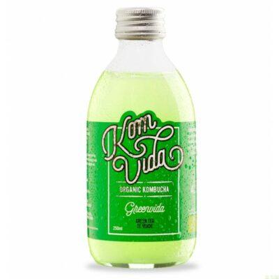 Kombucha té verde 250 ml