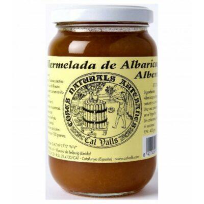 Mermelada Bio Albaricoque