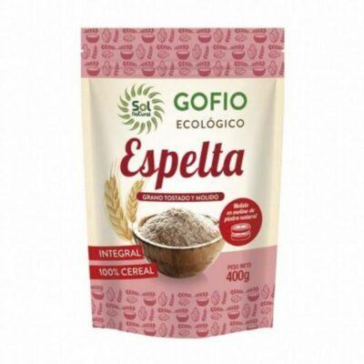 Cereales Espelta y Maíz Bio