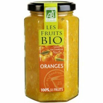 Mermelada Bio Naranja