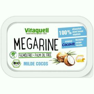 margarina aceite y coco