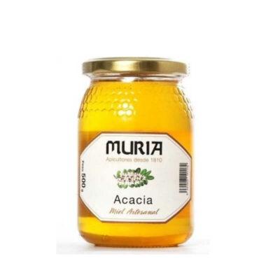 miel acacia Muria 500g