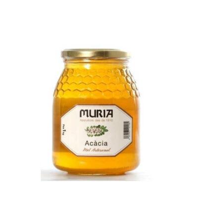 miel acacia Muria 1kg