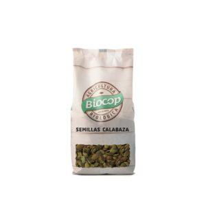 semillas calabaza Biocop 500