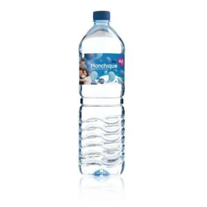 agua mineral alcalina Monchique