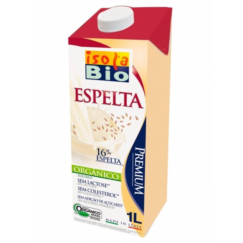 bebida de espelta Isola Bio
