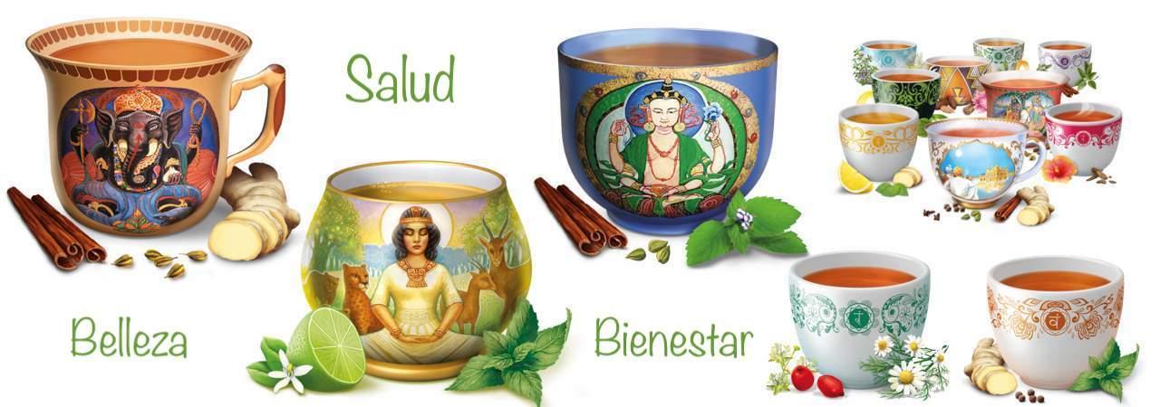 tés e infusiones