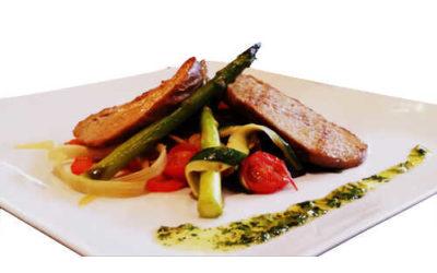 Conoce el seitán, alternativa vegetal a la carne tradicional