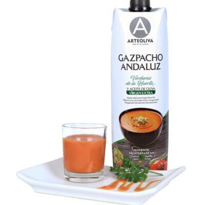 gazpacho andaluz Arteoliva