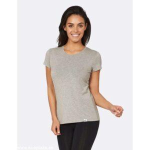 camiseta mujer gris L