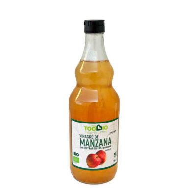 vinagre de manzana TooBio