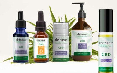 CBD (Aceite de Cáñamo) en Cosmética: cómo actúan en nuestra piel