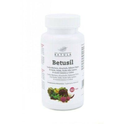 betusil betula sistema hepático