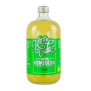 kombucha té verde 750