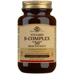 vitamina B Solar 50